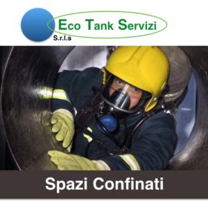 Bonifica Serbatoi Cisterne di Gasolio Ferrara