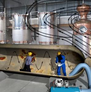 Bonifica Serbatoi Cisterne di Gasolio Vicenza