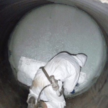 Vetrificazione cisterne di gasolio